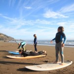 Stinson Beach pop ups